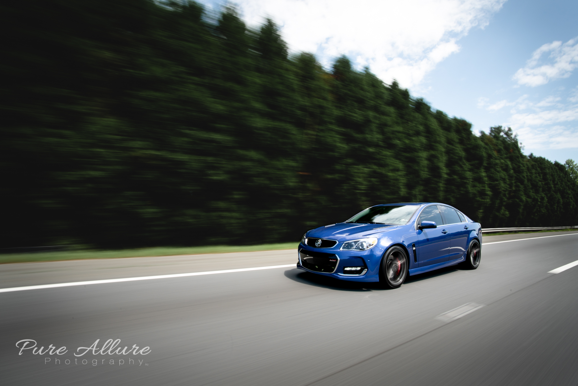 Chevrolet SS Car Photography