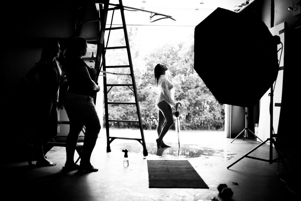 Concord Studio Set Scene